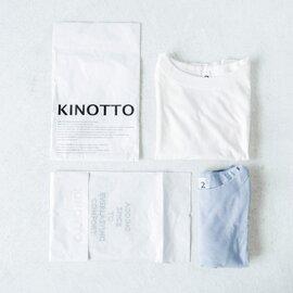 KINOTTO|タンギス綿ノースリーブ 251c-06