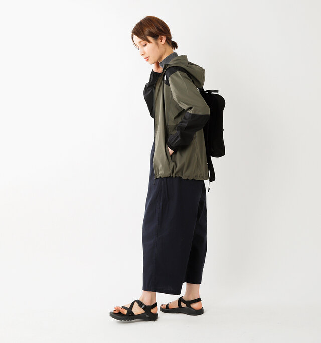 model yama:167cm / 49kg color : new tope / size : S