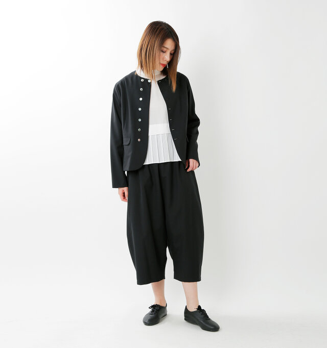 model mei:165cm / 50kg color : black / size : 1