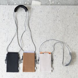 TRICOTE|SMARTPHONE SHOLDER BAG スマートフォンバッグ