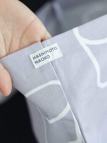 HASHIMOTO NAOKO トートバッグ/glassdot