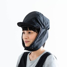 and wander|high loft fleece ear cap