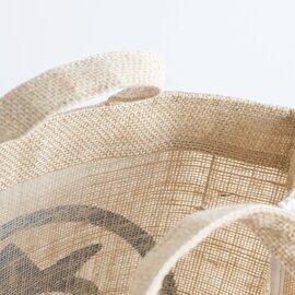 イヤマ|ジュートトートバッグ