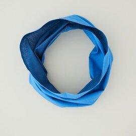 Oo|てぬぐい Oo[ワオ]  Blue × Blue