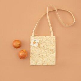 五十嵐製紙|FoodPaper 野菜と果物からできたサコッシュ