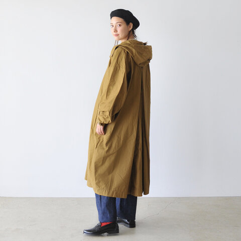 ORDINARY FITS|HOODIE COAT フーディーコート・OF-T001 オーディナリーフィッツ