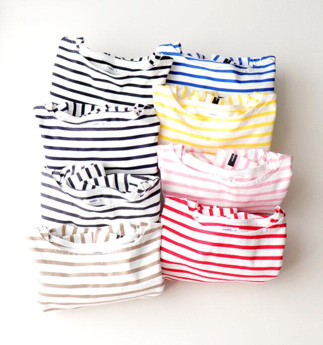 全8色と豊富なカラー展開は「maillot」ならでは…♪