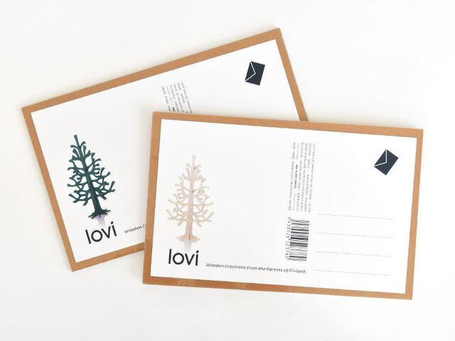 また、こちらはクリスマスカードとして定形外郵便で郵送することも可能です。