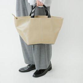 "MARINE DAY|aranciato別注 カーフスキンレザートートバッグ""PALMS"" palms-rf【20AW】"
