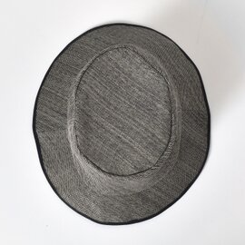 "Nine Tailor|2wayコードつきメトロハット""Christ Hat"" n-318-yn"