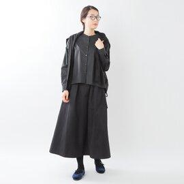 "La Cadena|ベロアワンストラップフラットシューズ""JAPONESA"" 55218-yn"