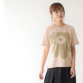 marimekko ウニッコ プリント Tシャツ クルーネック 半袖 Unikko T-Shirt 52209149155 マリメッコ