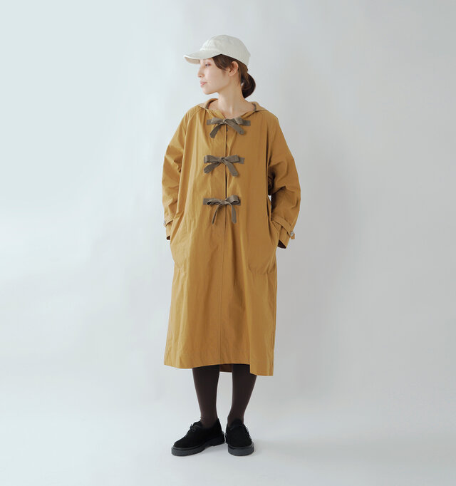 model yama:167cm / 49kg color : black / size : 38(約24.0cm)