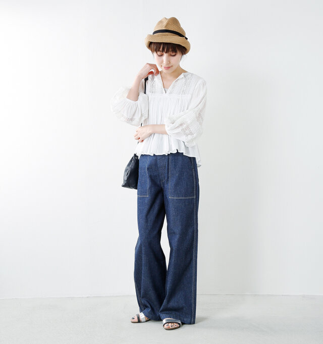 model yama:167cm / 49kg color : mix brown×black / size : one