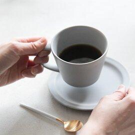 SAKUZAN | Sara Coffee Cup & Saucer ペア 木箱入り
