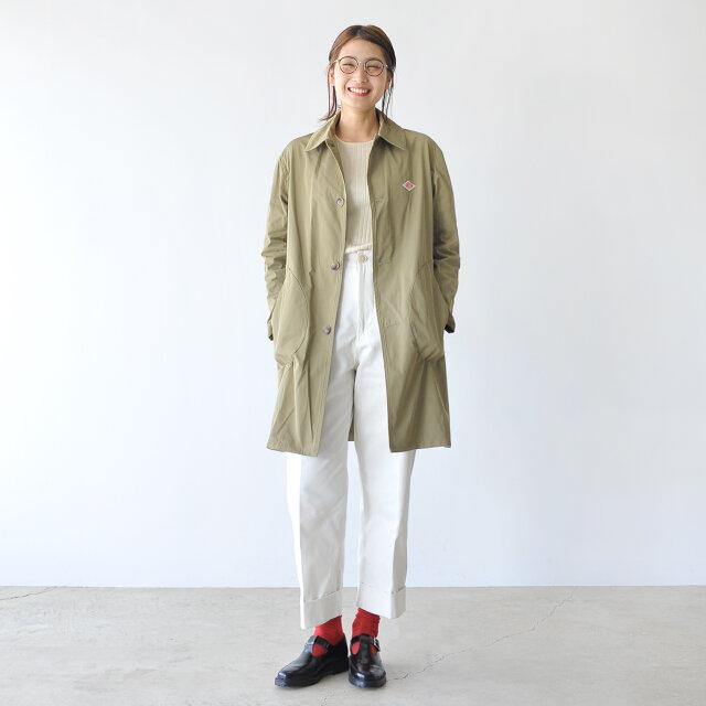 モデル:170cm / 54kg color : light olive / size : 36(Women's M/JD-8912)