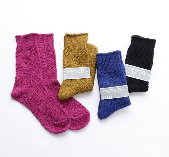 color:ピンク、マスタード、ダークブルー、ブラック