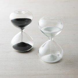 廣田硝子|ガラス砂時計