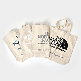 THE NORTH FACE│TNFオーガニックコットン トートバッグ  /エコバッグ nm81971-yn