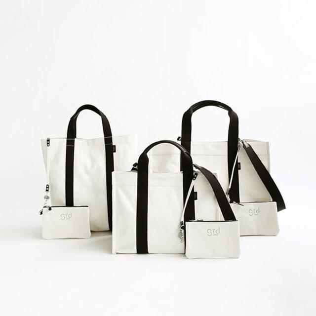 『SOLID』シリーズのバッグを持って、ひと足早く春の気分を味わいませんか?