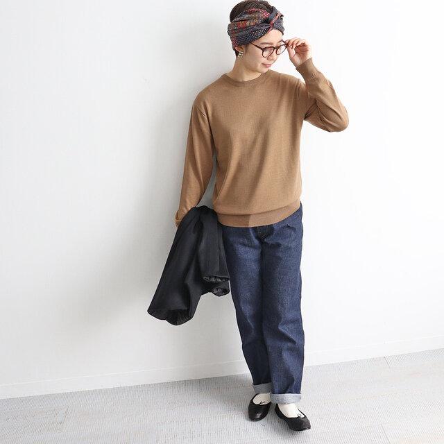 モカ / 2 着用、モデル身長:165cm