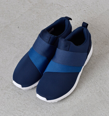 "huge discount a0ae8 419f7 adidas Originals|ゼットエックスフラックススリッポン""FLUX SLIP ON"" zx-flux-slip-on-ac-tr"