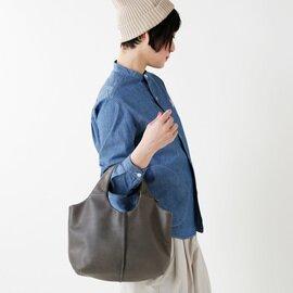 yucchino|OTONA eco-bag ラウンドリバーシブルミニトートバッグ round-reversiblemini-ms