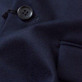 LE GLAZIK ウールノーカラージャケット jl-8098yzp-ssw-yn