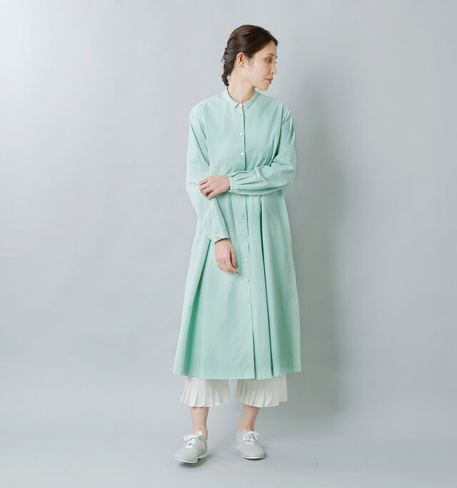 color : mint green / size : 1