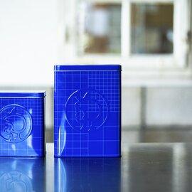 イヤマ|キャニスター缶 / 2ps(blue)
