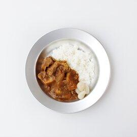 松野屋 アルマイトカレー皿