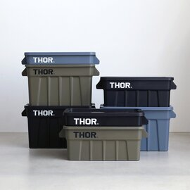 THOR|Large Totes With Lid