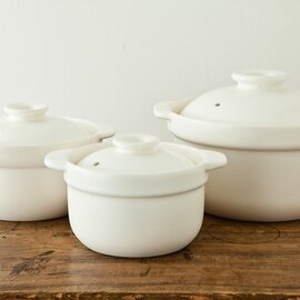 マスタークック|炊飯用土鍋(6合炊き・3合炊き・1.5合炊き)(ふた・木栓付)