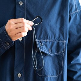 and wander|CORDURA typewriter long shirt
