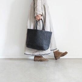 2c549fa116114 KYUCA|Soft Leather Mesh Tote - ichi Antiquites(イチアンティークス ...