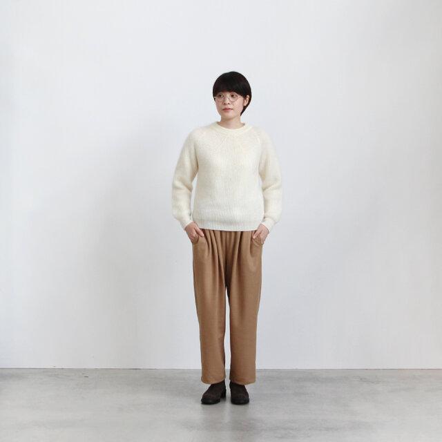 モデル|身長162cm 着用カラー ホワイト