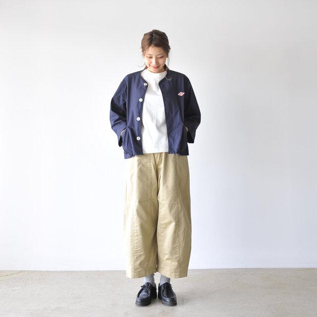 モデル:170cm / 54kg color : navy / size : 34(Women's S)