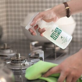 GREEN MOTION   ECO KITCHEN CLEANER