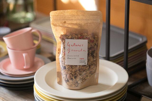 ヤタロウズグラノーラ|プレーン・抹茶