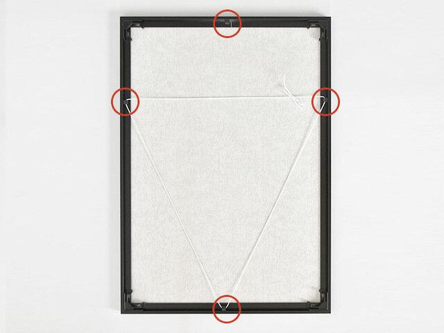 cortina|ポスターフレーム 40×50cm
