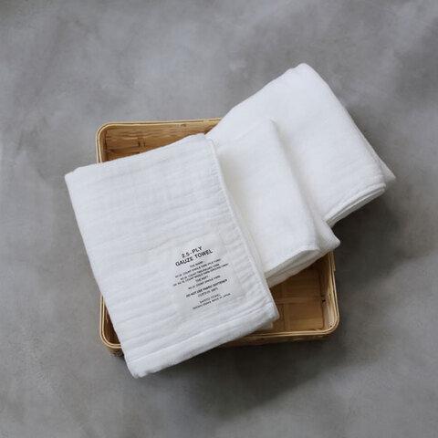 SHINTO TOWEL   2.5-PLY GAUZE TOWEL