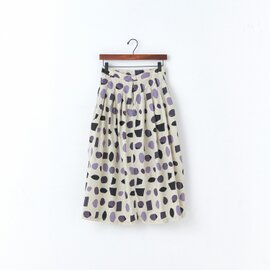 GRANDMA MAMA DAUGHTER|kakera タックプリーツスカート