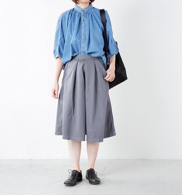 model yumi:165cm / 52kg color:gray/size:2