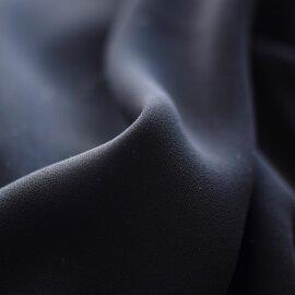 Si-Si-Si|aranciato別注 とろみプレーンウィーブラウンドカラー3wayドレス n-2513d-mm
