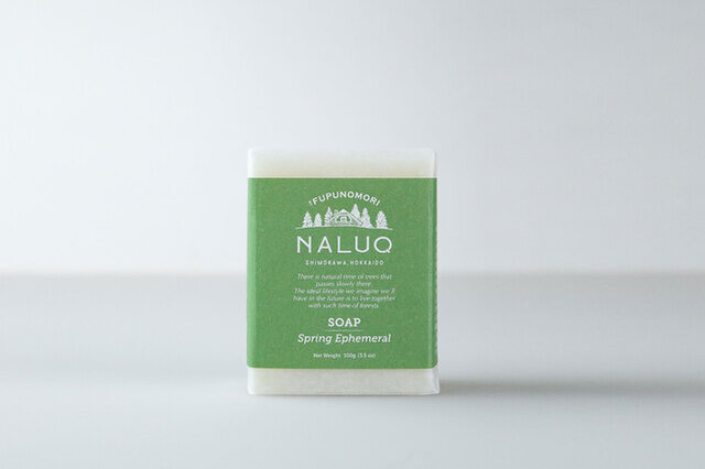 NALUQ|ナルークソープ