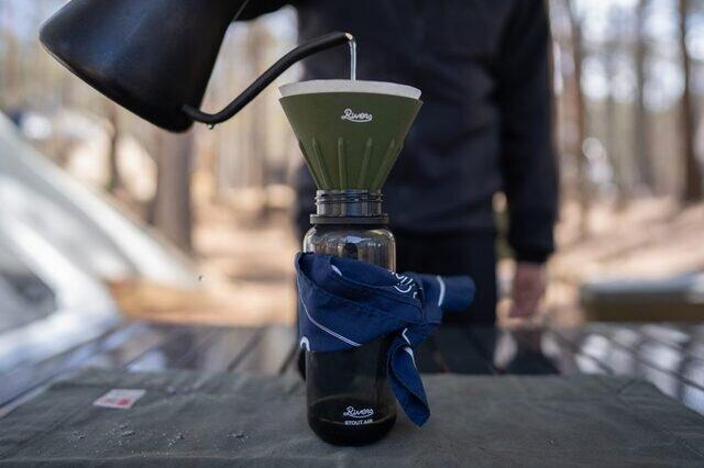 コーヒーサーバーとして