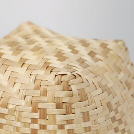 松野屋│[バリバンブー]角底バスケット