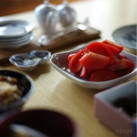 東屋 |  木瓜角皿
