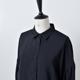 ma couleur|袖フリルブラウス j-4001-yh