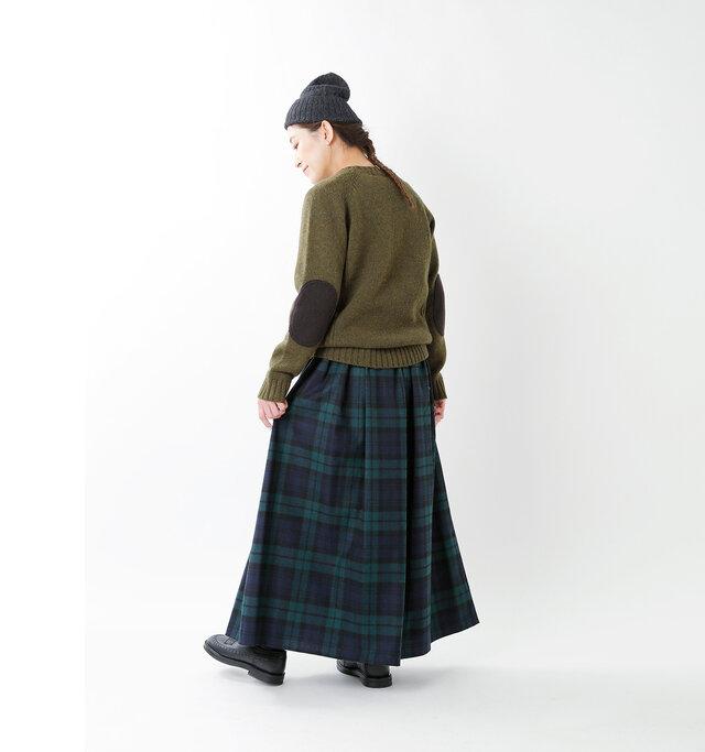 model tomo:158cm / 45kg color : khaki / size : S